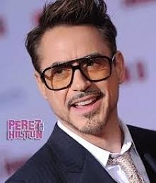 Robert Downey Jr facet jak wino. Im starsze tym lepsze