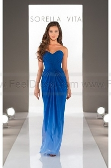 Sorella Vita Bridesmaid Dress In Ombre Style 8514OM