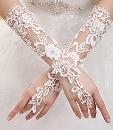 Lace Bridal Gloves wedding Gloves Opera Length Fingerless Glove