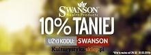 Prozdrowotne suplementy marki SWANSON 10% taniej!