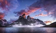 Góry w Patagonii