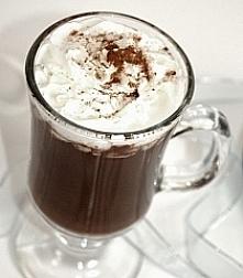 Prawdziwa gorąca czekolada ...