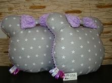 Firma KIMI-STYL oferuje poduszki dekoracyjne myszka miky minky i bawełna.Idealna na ozdobe i kolorowy sen. zapraszamy na fanpage na facebooku: KIMI-STYL oraz na zakupy w sklepie...