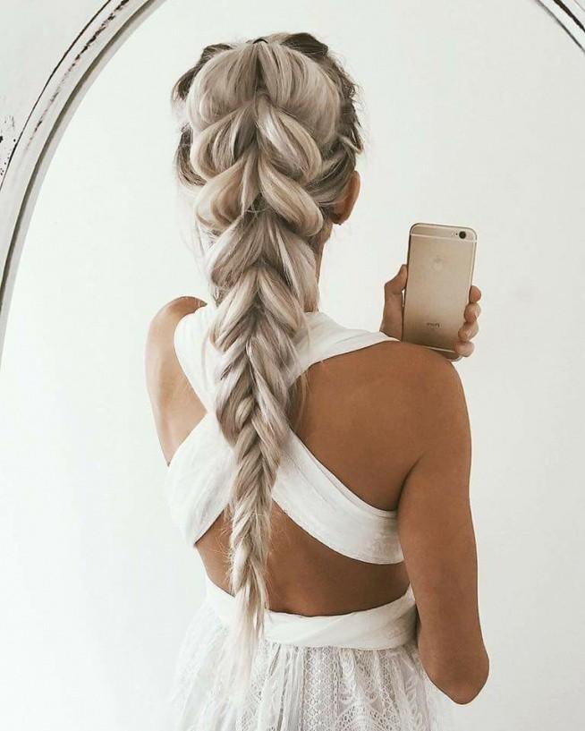Śliczne włosy :3