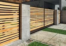 Ogrodzenie aluminiowe IMPRESSIVE idealnie pasuje do domów ze szklanymi lub dr...