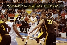 Dla fanów koszykówki - wywiad z zawodnikiem Polfarmexu Kutno, Michałem Gabińskim. Polecamy i zapraszamy do lektury.