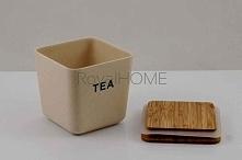 COOK Pojemnik z pokrywą na herbatę