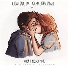 I READ ONCE THAT HOLDING YOUR BREATH ..... Lydia Martin