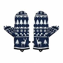 Rękawiczki Zimowy Granat