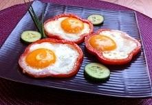 śniadanie idealne :)