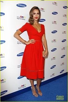 Red dress ... pięknie ;)