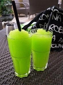 neonowe drinki :D kto by wy...