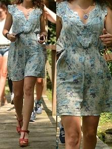 Czy ktoś wie gdzie znajdę sukienkę o takim kroju? I żeby była zwiewna jak ta?