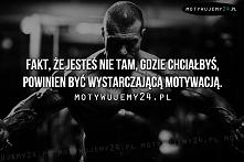 Motywacja...