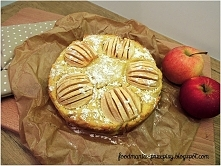 NAJPROSTSZY JAGLANY JABŁECZNIK Pewnie już zaczęliście sezon na jabłeczniki i ...