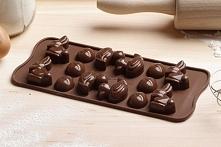 Forma silikonowa do 14 czekoladek SILIKOMART EASTER