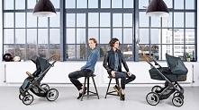Mutsy wózek dla dzieci evo igo