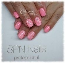 Troszkę wiosny Miss Wanted   Nails by Monika, Studio Magnetic Nails, SPN Nail...