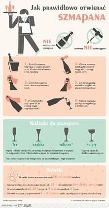jak otwierać szampana