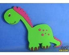 Dinozaur - Dekoracje Do Przedszkola, Pokój Dziecięcy (NA ZAMÓWIENIE)