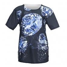 T-shirt Fullprint Diamenty