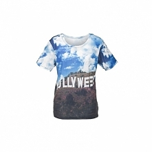 T-Shirt Fullprint HollyWeed