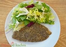 Ryba w panierce z nasion chia - kliknij w zdjęcie po przepis