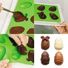 Foremka do czekoladek i babeczek wielkanocnych