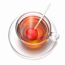 Zaparzacz do herbaty lizak