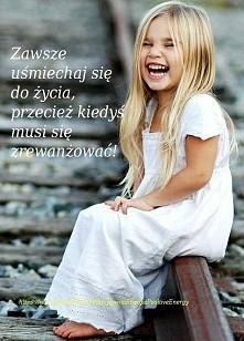Uśmiechaj się każdego dnia ;)