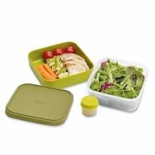 Lunch box na sałatkę lub sa...
