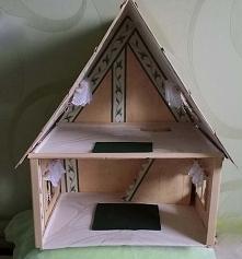 Kolejny domek dla lalek