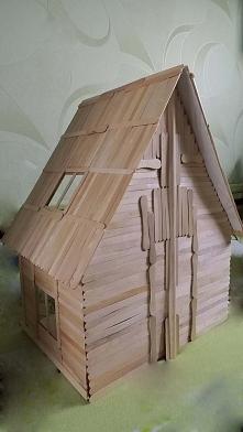 Domek z tyłu