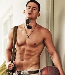 Channing Tatum Kto lubi tego przystojniaka?