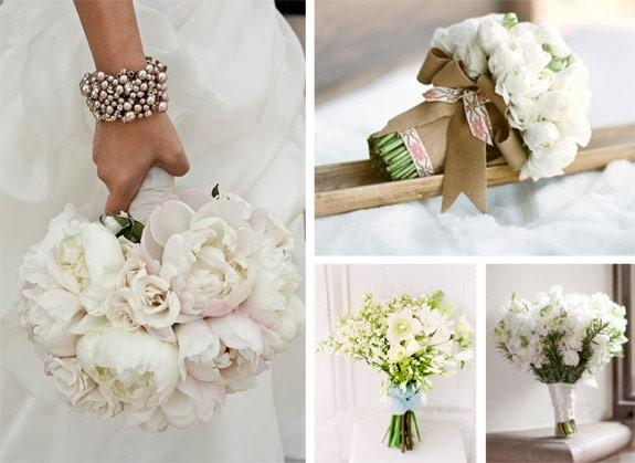 Idealne bukiety ślubne ♡