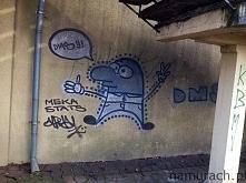 Wesoły ludek - murale Wrocław