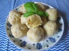 Kluski ziemniaczane z kaszą jęczmienną- alternatywa ziemniaków do obiadu  Aut...