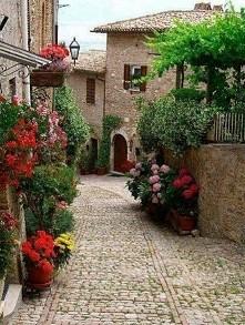 Montefalco, Włochy