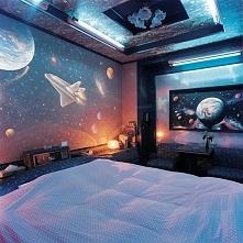 kosmiczne wnętrze