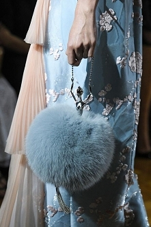 ••Ulyana Sergeenko  Fall/Winter 2015-2016 Haute Couture
