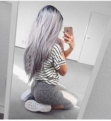 Co myślicie o takim kolorku włosów? :D Dla mnie cudo <33