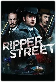 Ripper Street  To nie jest elegancki wysmakowany Londyn, to nie są romantyczn...
