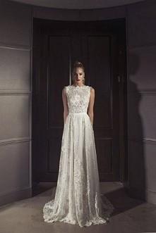 Cudowna suknia z koronka