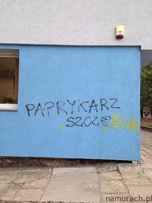 Paprykarz szczęścia - graff...
