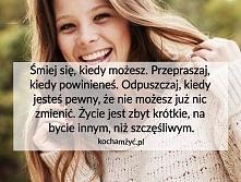 O życiu :)