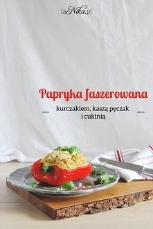 Zdrowy obiad :) Przepis po kliknięciu w zdjęcie