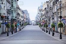 Wiosna coraz bliżej, więc zapraszam na spacer i kawę do Łodzi. Moje ulubione ...