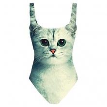 Body Fullprint Green Cat