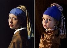 Pomysłowa mama odtwarza obrazy znanych malarzy. Zobacz niezwykłe zdjęcia inspirowane dziełami największych twórców. WIECEJ PO KLIKNIECIU W OBRAZEK.