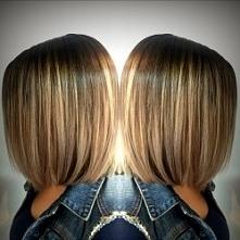 Najmodniejsze fryzury i kolory włosów 2016